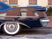 1960 Imperial tail fin